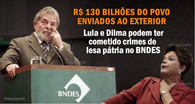 Gasto Bilion Rio Do Pt E Bndes No Exterior Lesou O Brasil Que Perde R 150 Bilh Es Ao Ano