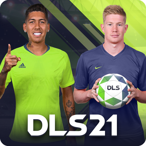 تحميل لعبة Dream League Soccer 2021 8.10 Apk (اموال/ طاقة) للاندرويد