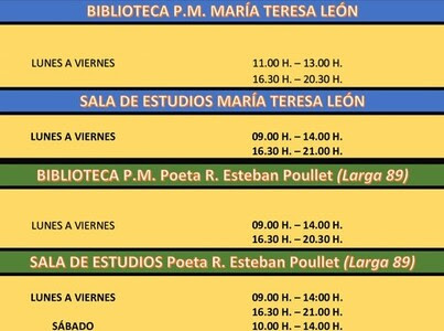 Biblioteca Pública Municipal El Puerto de Santa María
