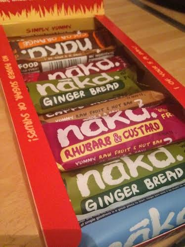 Review: Nakd Bars