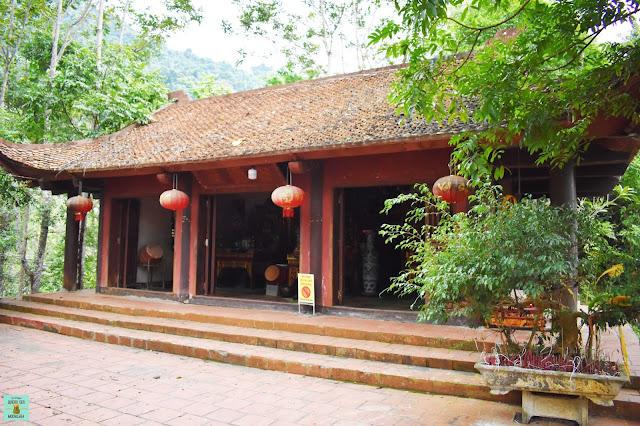 An Ma Temple, Parque Nacional de Ba Be
