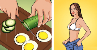 Cucumber And Eggs Diet