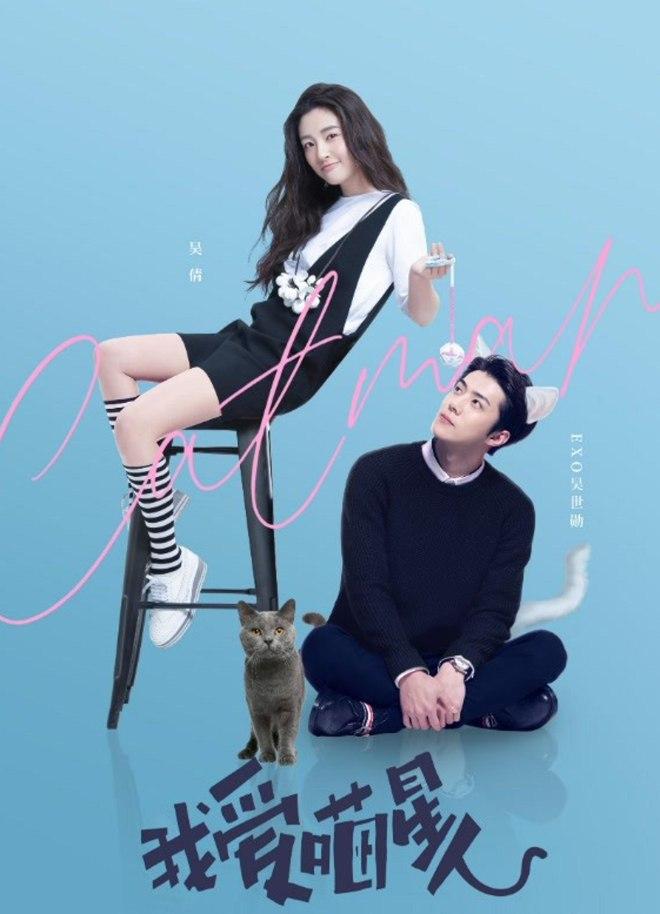 Catman Chinese Movie Poster