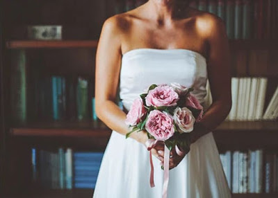 bouquet matrimonio peonie