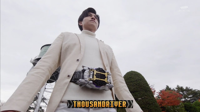 Kamen Rider Zero-One Episode 17 Subtitle TV-Nihon