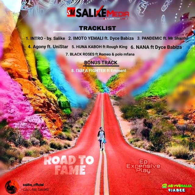 Full EP: SalikeMedia - Road To Fame