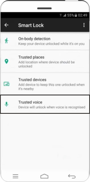 how to secure android