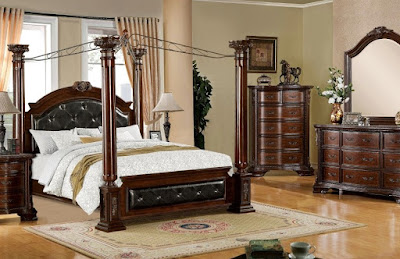 The Elegant Of Cherry Bedroom Furniture Collection3