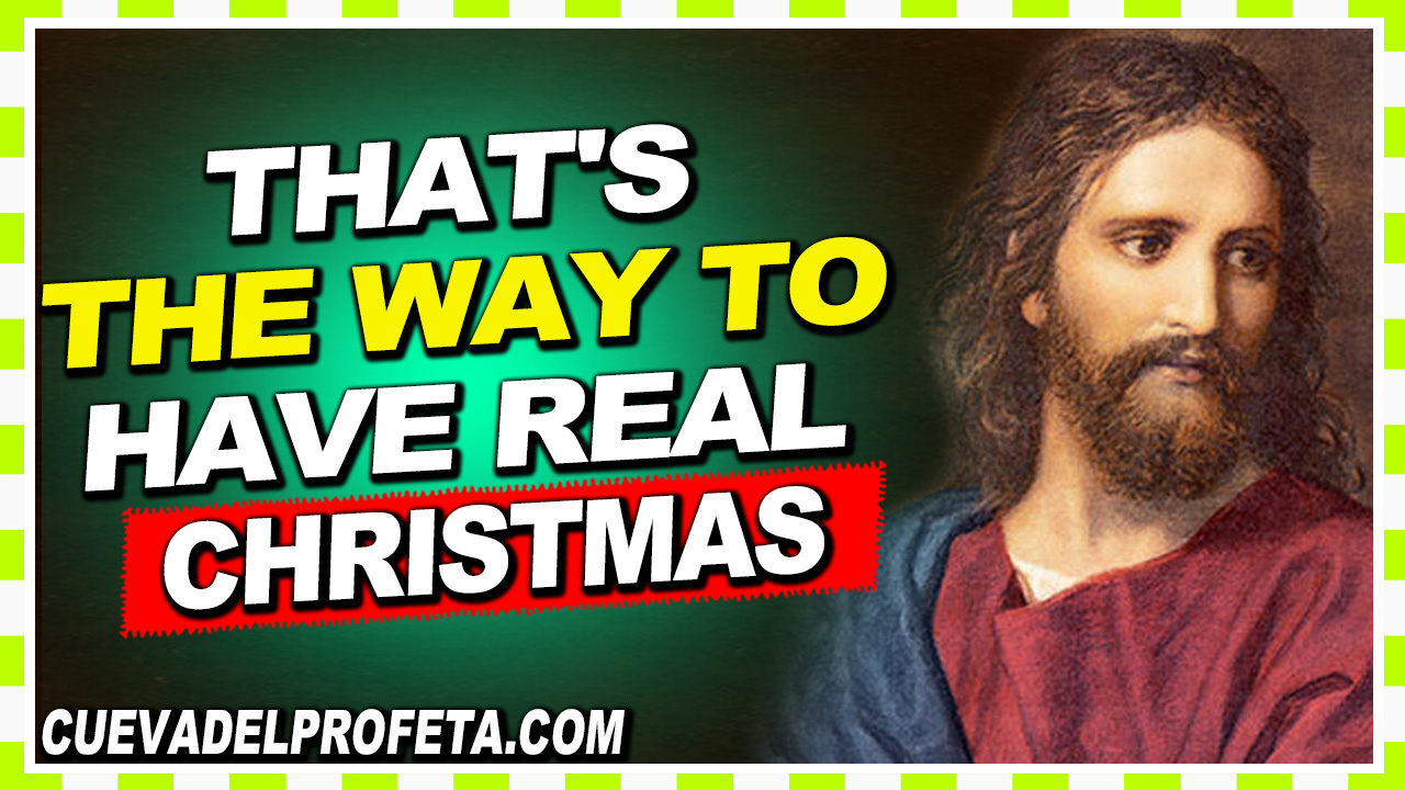 That's the way to have real Christmas - William Marrion Branham