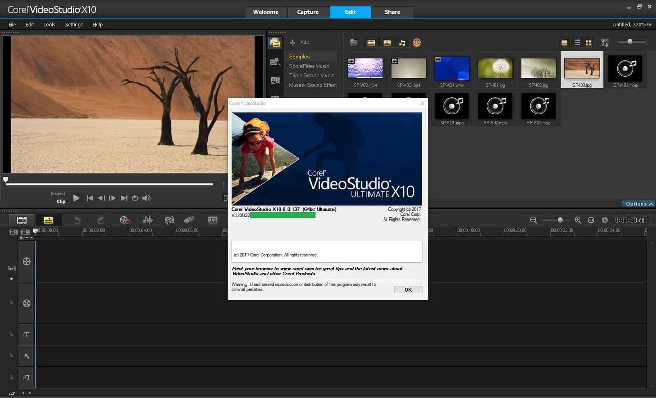 corel videostudio pro x9 full crack 64bit