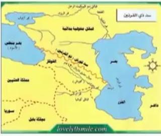 خريطة اسلامية