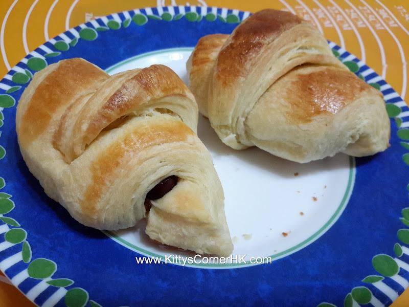 Choco Pastry DIY recipe 巧克力酥 自家烘焙食譜