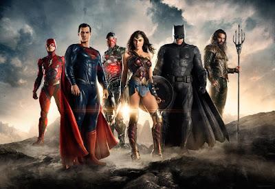 Justice League Movie Concept Art & SDCC Teaser Trailer