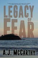 lefacy of fear by aj mc carthy on Nikhilbook