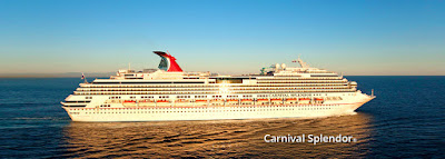 Carnival Cruises Carnival Splendor to Transit the Newly Expanded Panama Canal.