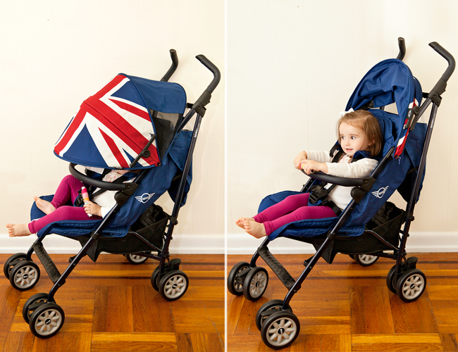 Mini buggy XL review Union Jack