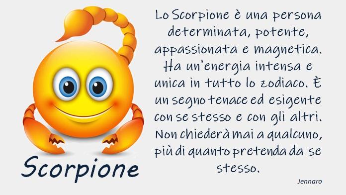Oroscopo aprile 2021 Scorpione