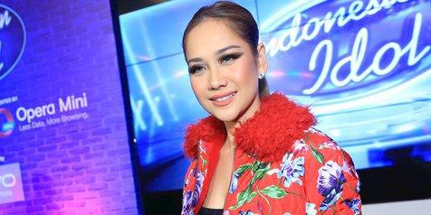Bunga Citra Lestari Indonesian Idol 2018