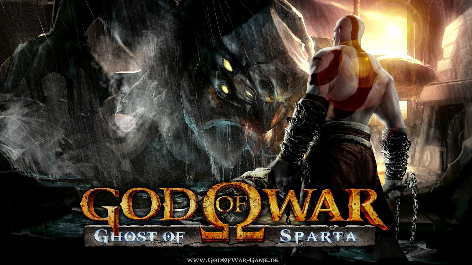 Free Download God Of War: Ghost of Sparta [PPSSPP+PSP] Game (.iso)