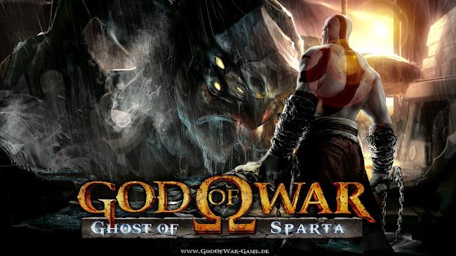God Of War: Ghost Of Sparta (EUR) PSP ISO