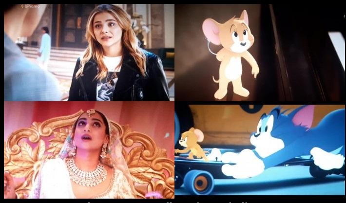 Tom & Jerry The Movie 2021 Hindi Dual Audio HDCAM 480p [300MB] 720p [900MB] 1080p
