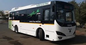 E-Bus Launch Event in Pune