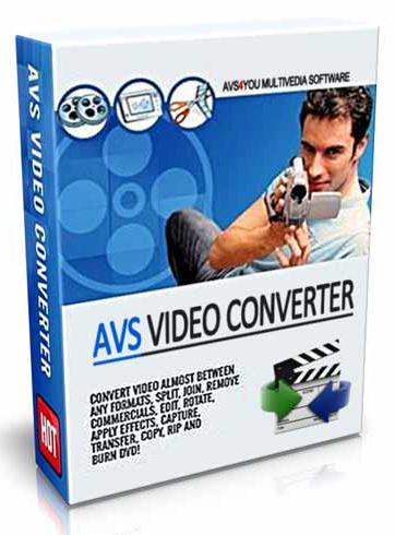 AVS Video Converter Image