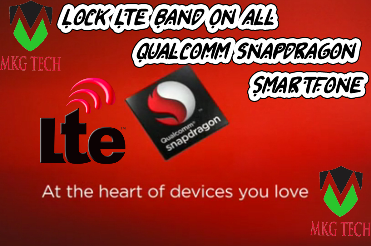 Guide to Lock LTE Band in Qualcomm Snapdragon Android Smartfones