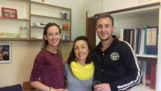 Laura Sevilla,  nos cuenta su experiencia Erasmus+ en La Toscana.
