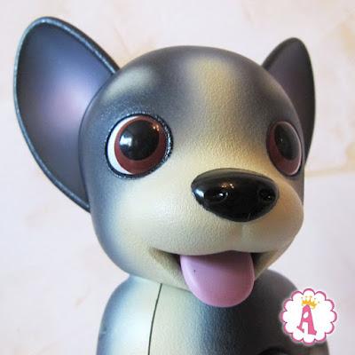 Интерактивная собака Кьютси Петс зовут Арчи почти Кусачка