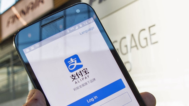 China's Alipay Grabs Slice of U.S. Market With First Data