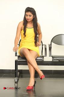 Actress Tarunika Pictures in Short Dress at Ramasakkanodu Movie Opening  0176.JPG