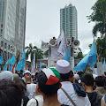 Ribuan Umat Islam Gruduk Kedubes China Di Jakarta