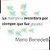 BENEDETTI - MARIPOSA