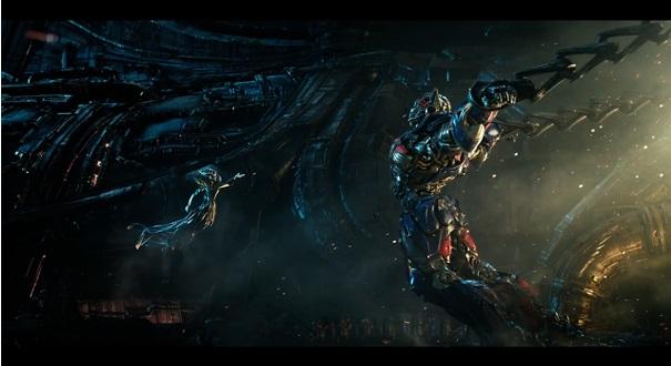 Tonton Transformers: The Last Knight (2017)
