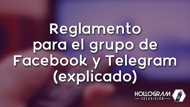 """Reglamento del grupo """"Usuarios Roku Latinoamérica"""" en Facebook y Telegram, explicado"""