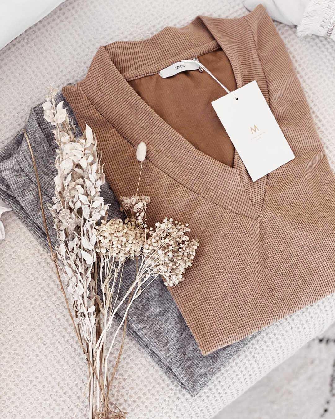 ropa de mujer invierno 2021 moda mujer sweaters de algodon