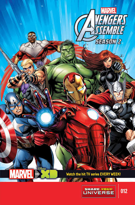 Avengers Assemble Season 01 All Images In HD