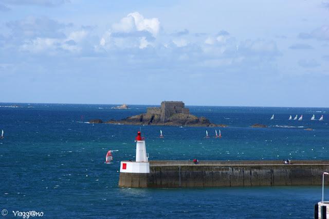 Isole vicine alla costa di Saint Malo