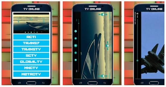 Aplikasi TV Streaming Android Kualitas Terbaik