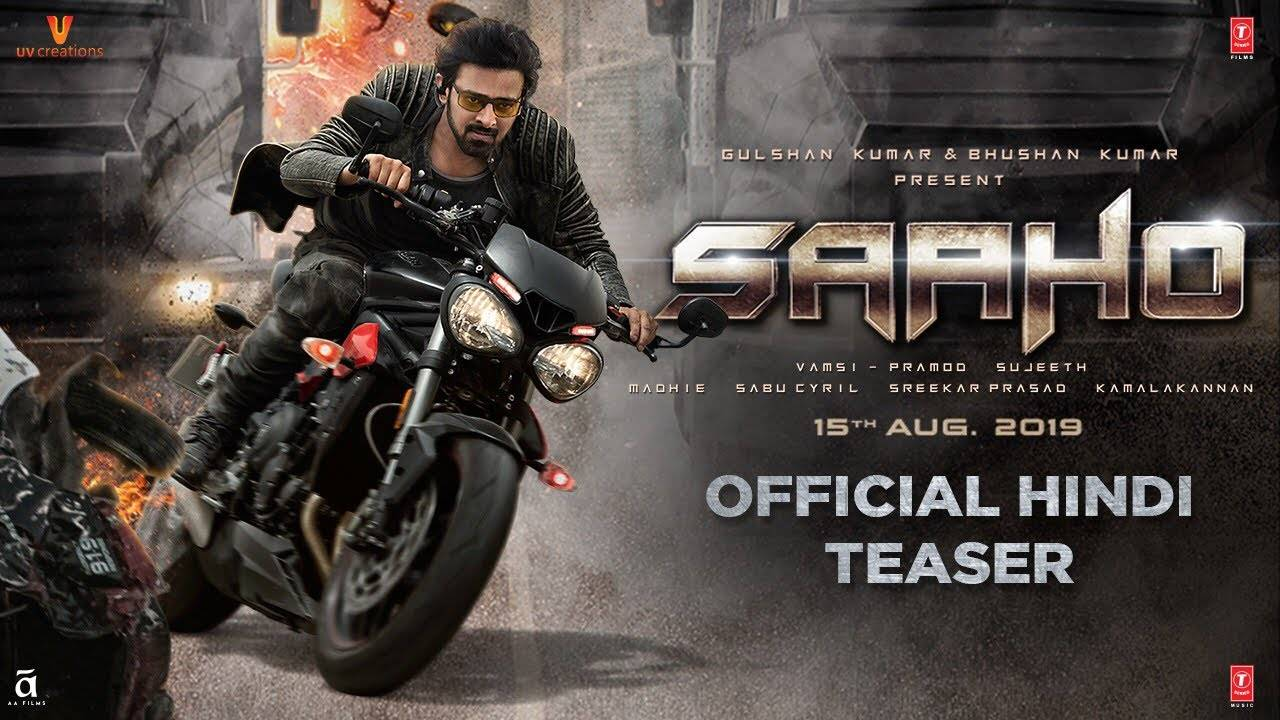 Saaho Movie (2019) | Reviews, Cast & Release  Audience Reviews | Ratings | Trailer