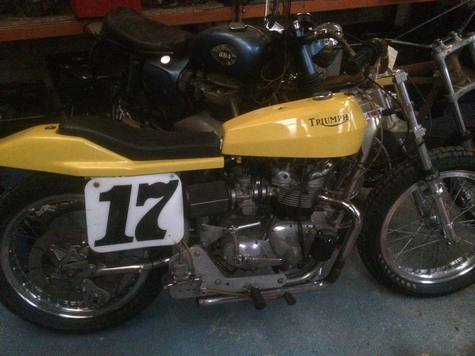 sideblog: Trackmaster Triumph on UK eBay
