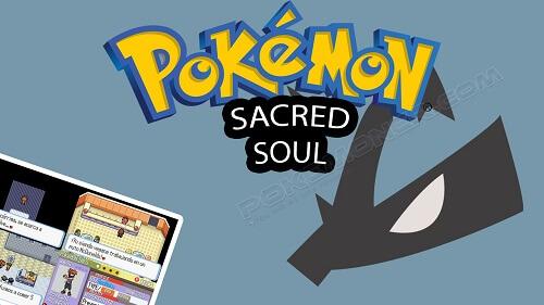 Pokemon Sacred Soul - Grua