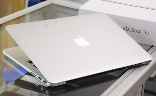 Macbook Pro Retina Core i5 2015 Fullset Malang