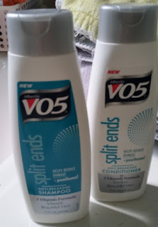 vo5 split ends control set