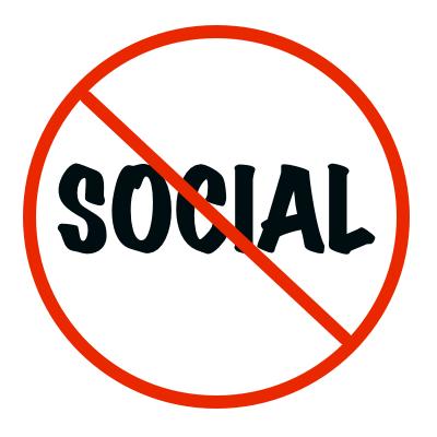 Aku Bukan Anti Sosial