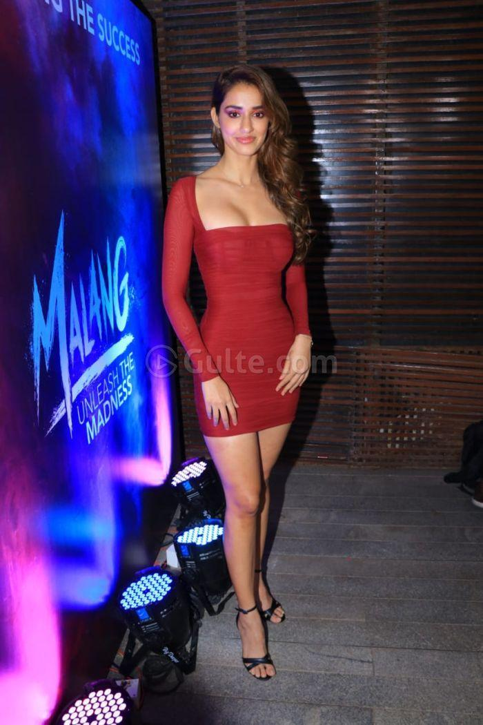 Pic of the day: Disha Patani Hot look in Red