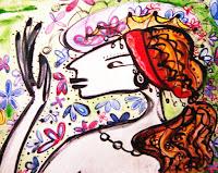 Персонажи бразильского фольклора - Крёстная Фулозинья