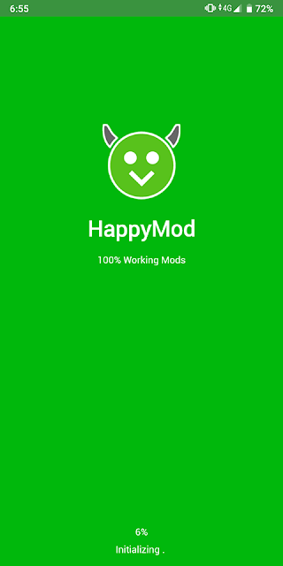 Aplikasi HappyMod
