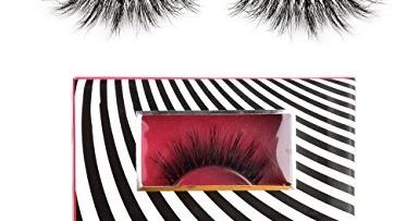 dc9ce4c47a3 ☞ The best ✓ 〠Baby Doll-Likeã€' 3D Siberian Mink Lashes, 100% Handmade  Mink Fur Strip False Eyelashes 1 Pair Box (STYLE 07) by Bella Hair ✓ 2019  ...